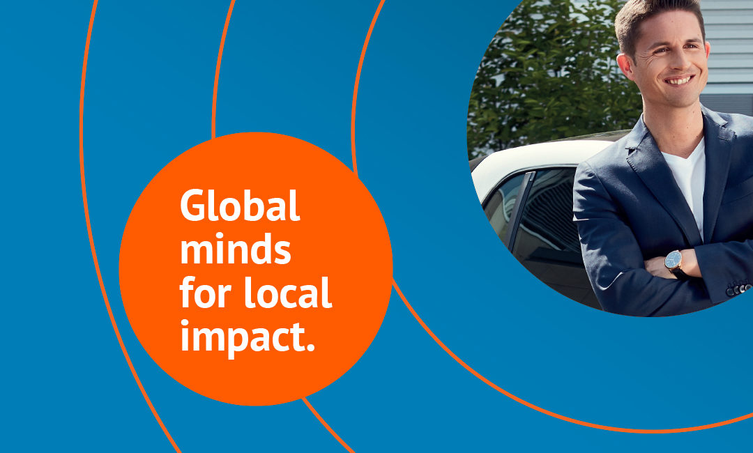 Global Minds for Local Impact