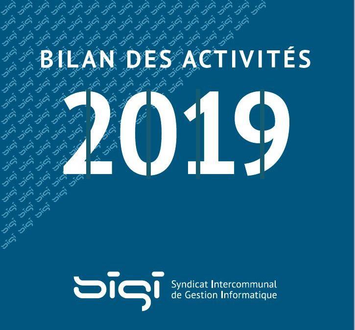 SIGI Bilan des activités 2019