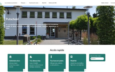 Des sites web de la nouvelle génération pour les communes