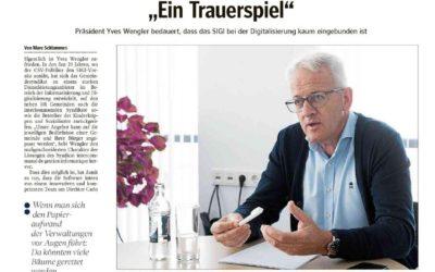 """""""Ein Trauerspiel"""""""